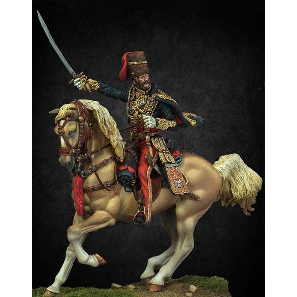 Figurine du Col. John Douglas Crimée  1854 en 54mm Pegaso Models.