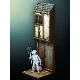 Pegaso models.XVII century House .54mm.