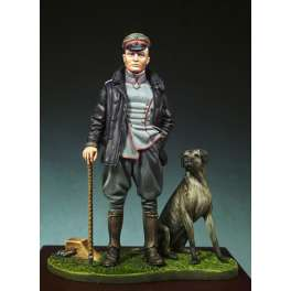 Andrea ,54mm.The Red Baron & Moritz, 1918.Historical figure kits.