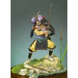 Andrea miniatures,vollfiguren 90mm.Samurai-Krieger.