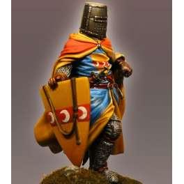 Crecy model.75mm Richard Coeur De Lion.1198,figurine historique,
