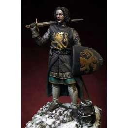 Figurine de chevalier du nord 75mm Bestsoldiers.