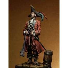 Figurine de pirate, le chevalier des mers 75mm Bestsoldiers.