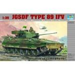 Véhicule blindé type 89 IV- Force de défense japonaise-1995. Maquette Trumpeter 1/35e
