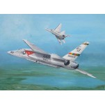 """NORTH AMERICAN RA-5C """" VIGILANTE""""  Maquette avion Trumpeter 1/72e"""