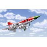 SUKHOÏ Su-15 Flagon A Chasseur-Intercepteur Soviétique Maquette avion Trumpeter 1/72e
