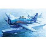 GRUMMAN F8F-1 BEARCAT Maquette avion Trumpeter 1/32e