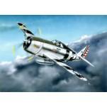 "REPUBLIC P-47 D 6 THUNDERBOLT ""RAZOBACK""  US ARMY. Maquette avion Trumpeter 1/32e"