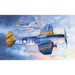 "REPUBLIC P-47N ""THUNDERBOLT"" Maquette avion Trumpeter 1/32e"