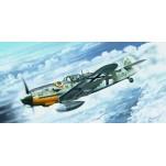 MESSERSCHMITT Bf 109 G-6 (début de production) Maquette d'avion Trumpeter 1/24e