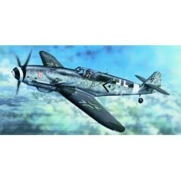 MESSERSCHMITT Bf 109 G-10 - 1944  Maquette avion Trumpeter 1/24e