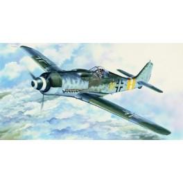 FOCKE-WULF Fw 190 D-9 -1944 Maquette avion Trumpeter 1/24e