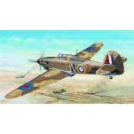 HAWKER HURRICANE Mk1  Maquette avion Trumpeter 1/24e