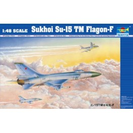 Trumpeter 1/48e SUKHOI SU-15TM FLAGON-F