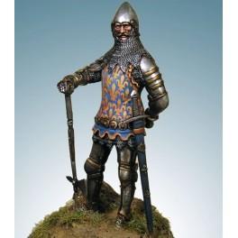 Crécy Models 54mm Jean II Le BON  bataille de Poitiers 1356  figurine historique .