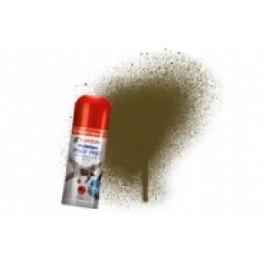 Bombe de peinture acrylique 150ml humbrol N29 Terre foncée mate.