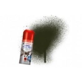 Bombe de peinture acrylique 150ml humbrol N63 Gris armée métalisé.