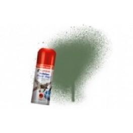 Bombe de peinture acrylique 150ml humbrol N80 Vert pré mate.