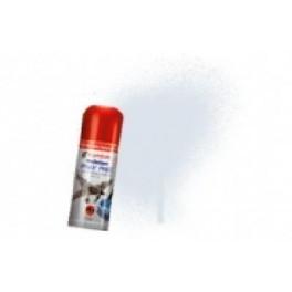 Bombe de peinture acrylique 150ml humbrol N191 Argent chrome.