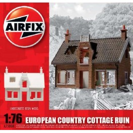 Airfix 1/76e CATTAGE HOLLANDAIS EN RUINE