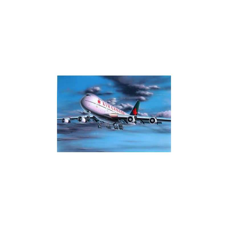 Maquette de BOEING 747-200  au 1/390e Revell.