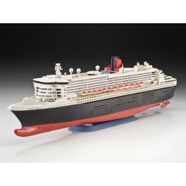 """PAQUEBOT RMS """"QUEEN MARY 2"""" Maquette 700e Revell."""