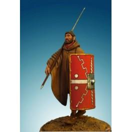 Soldiers 54mm.Roman Legionary metal figure.