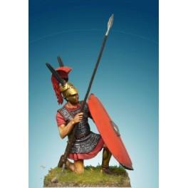 Soldiers 54mm.Roman Triarius figure kits.