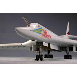 "Trumpeter 1/72e TUPOLEV TU-160 ""BLACKJACK"" -BOMBARDIER SOVIETIQUE"