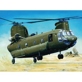 "Trumpeter 1/72e BOEING VERTOL CH-47D ""CHINOOK"" US Army."