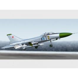 Trumpeter 1/72e SUKHOÏ Su-15 UM FLAGON G Chasseur-bombardier Biplace Soviétique