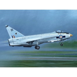 Trumpeter 1/72e ENGLISH ELECTRIC (BAC) LIGHTNING F.1A/F.2