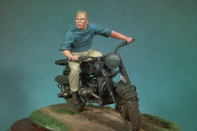 Andrea miniatures,54mm.Freedom's Ride figure kits.