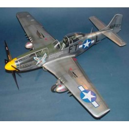Trumpeter 1/24e NORTH AMERICAN P-51D Mustang IV 1945.