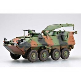 Trumpeter 1/35e USMC LAV-R light  US armored Vehicule Recovery.