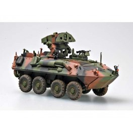 Trumpeter 1/35e USMC LAV-AT Light armored vehicule antitank-2005 US army.