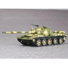 Trumpeter 1/35e Char moyen Soviétique T-62 Modéle 1972.