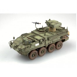 Trumpeter 1/35e M1 127 Stryker anti- tank guided missile .