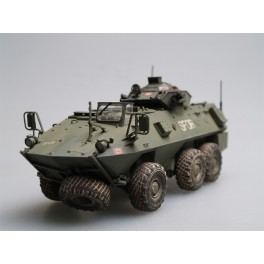 Trumpeter 1/35e Grizzly 6X6 APC Armée canadienne derniére version.
