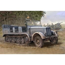 Trumpeter 1/35e Semi-chenié Allemand tracteur d'artillerie du début de la seconde guerre mondiale.