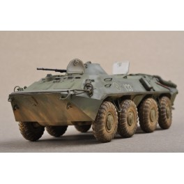 Trumpeter 1/35e Le BTR 70 est un véhicule de transport de troupe soviétique.1980.