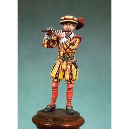 Figurine Andrea miniatures,54mm.Fifre du XVIe siècle.