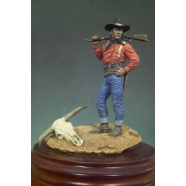 Andrea ,54mm.Cowboy figure kits,The Searcher (70´s), Ethan Edwards