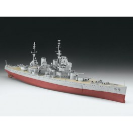 Maquette HMS KING GEORGE V - Revell 1/570e.