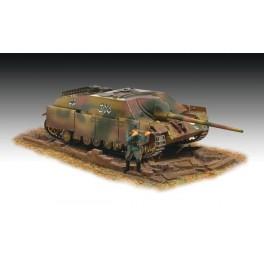 Maquette JAGDPANZER IV L/70  panzer au 76e Revell.