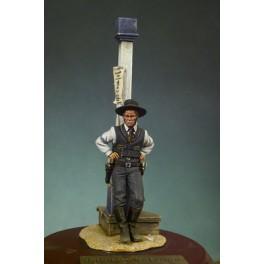 Andrea miniatures,54mm.The Shootist . Far west figure kits.