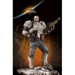 Vlad Belinski Ranger Ice Figurine Andrea au 1/32e de 70mm