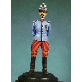 Andrea miniatures,54mm.Chasseur (France) Historical figure kits.