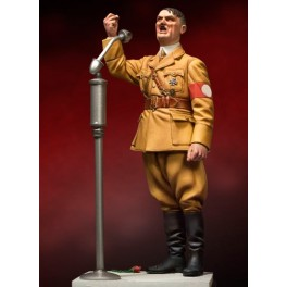 90mm Andrea miniatures: The Speaker, 1934 figure kits.