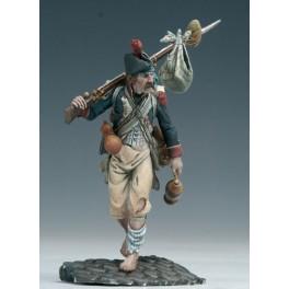 Andrea figure kits 54mm.Sans Culotte 1793.